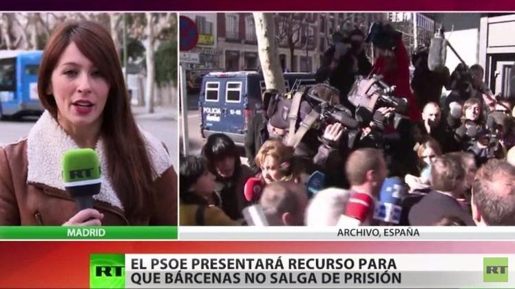 España: El PSOE presentará un recurso contra la liberación bajo fianza de Luis Bárcenas