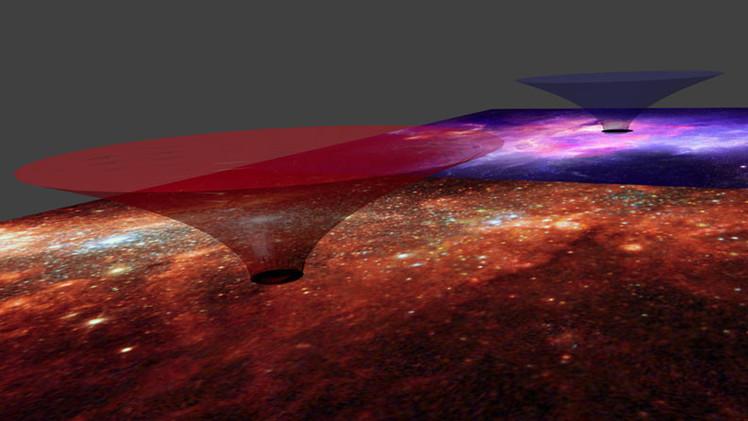 'Interstellar': La Vía Láctea podría contar con un pasadizo a otras galaxias