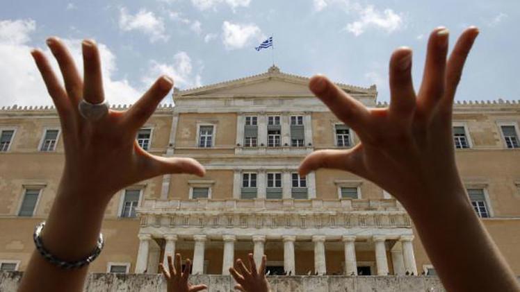 Economistas exigen la cancelación de la deuda griega