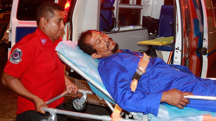 México: Dos pescadores aparecen vivos tras 23 días de naufragio