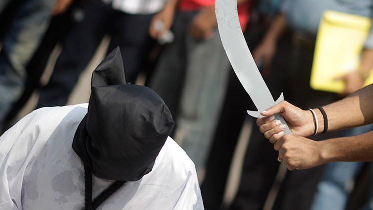 INFOGRAFÍA: ¿Cuál es la diferencia entre las ejecuciones de Arabia Saudita y las del EI?