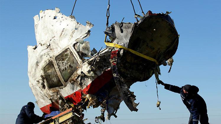 Revelan el propósito de ocultar datos sobre el accidente del MH17 en Ucrania