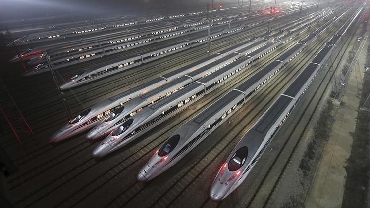 China construirá un ferrocarril de Pekín a Moscú por 242.000 millones de dólares