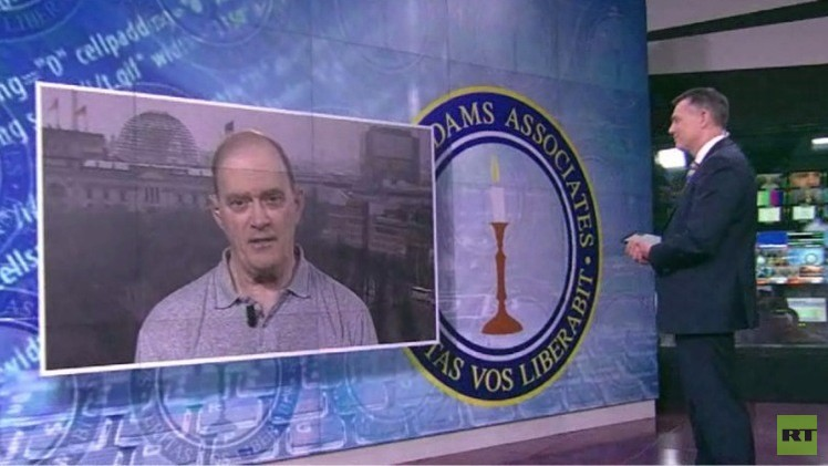 """Exdirector técnico de la NSA a RT: """"Menos mal que nos dejaron marchar con vida"""""""