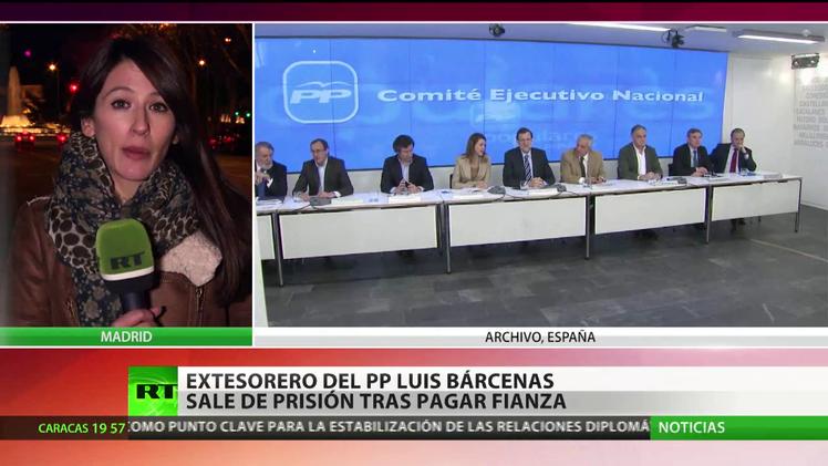 España: Luis Bárcenas sale en libertad tras 19 meses en prisión