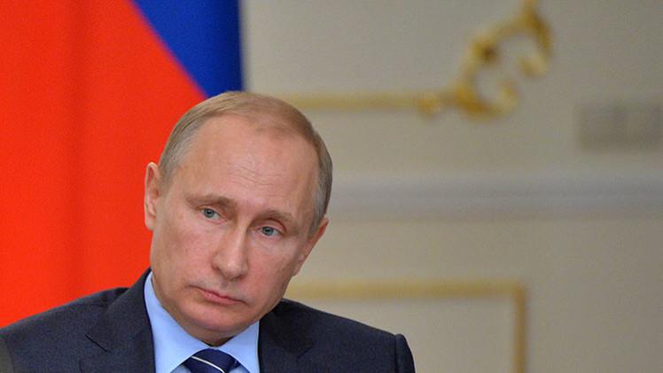 """Putin: """"Kiev es responsable de las muertes en Donbass por dar órdenes criminales"""""""