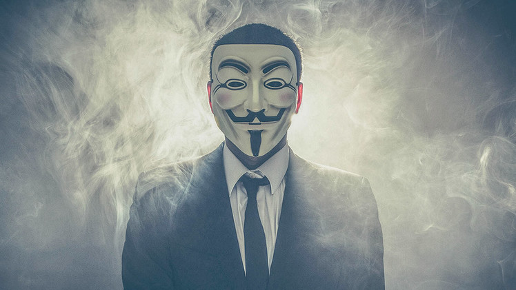 Anonymous apunta sus armas contra la pedofilia