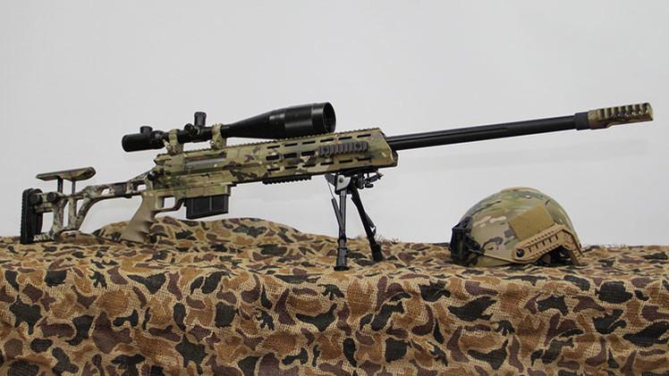 Fusiles de precisión rusos Lobáyev: nacidos para eliminar a los francotiradores enemigos