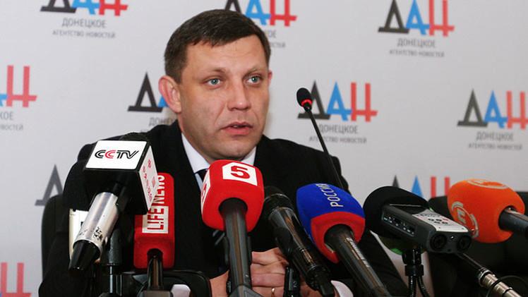 """Donetsk: """"No volveremos a hablar con Kiev sobre altos el fuego"""""""
