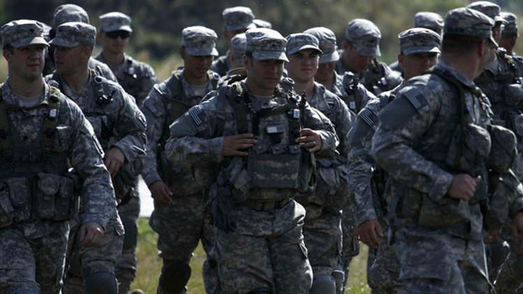 Instructores de EE.UU. entrenarán tropas ucranianas