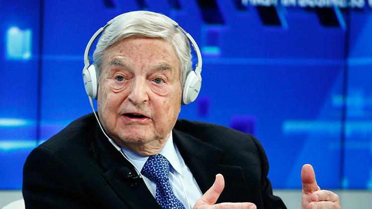 """Soros: """"El alivio cuantitativo del euro agudizará la desigualdad social en Europa"""""""
