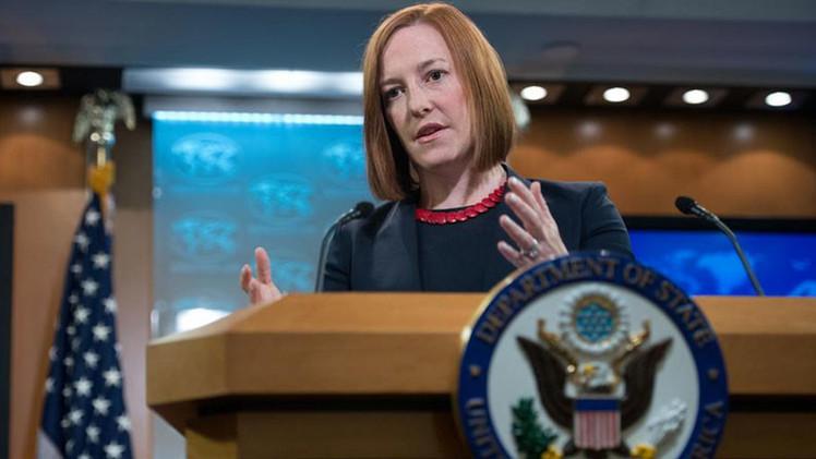 El Departamento de Estado de EE.UU. no acepta la comparación de RT con el EI