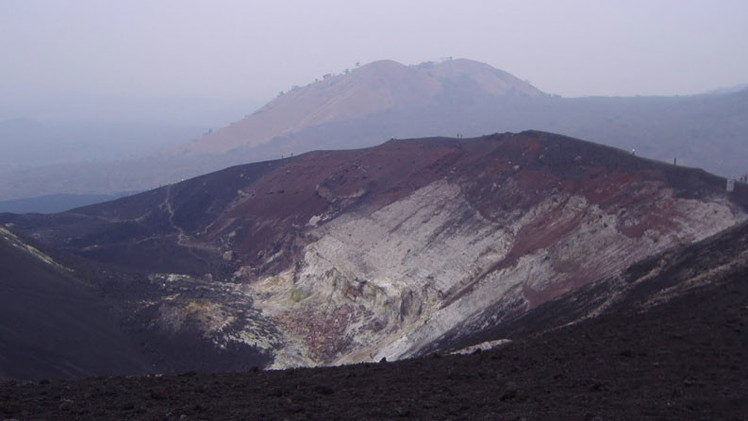 Un volcán de Nicaragua podría revelar si hay vida en Marte
