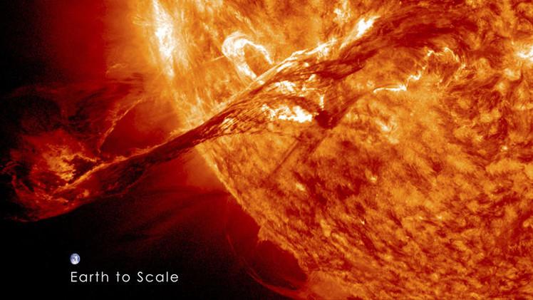 Las fotografías más espectaculares del Sol tomadas por una sonda espacial