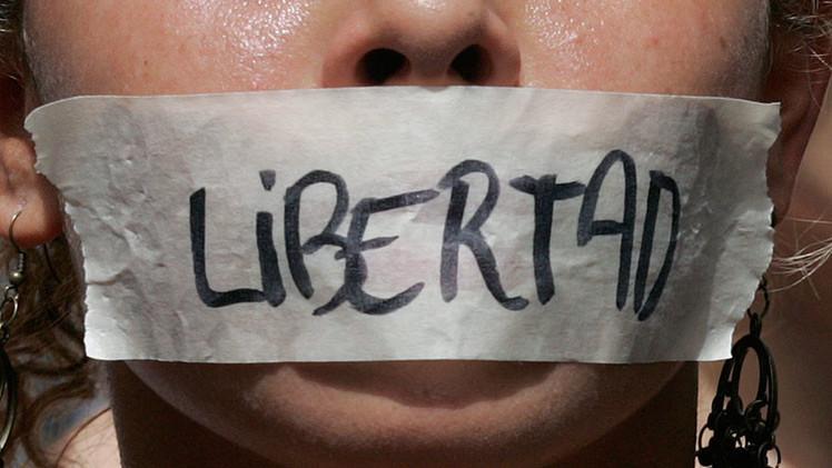 """Comparar RT con el Estado Islámico es """"un indudable ataque a la libertad de expresión"""""""