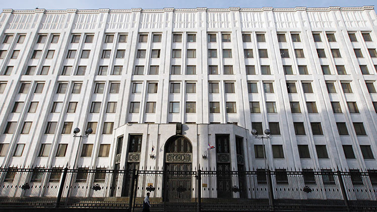 """Ministerio de Defensa ruso: """"Ya tenemos un dron pesado de asalto de producción propia"""""""