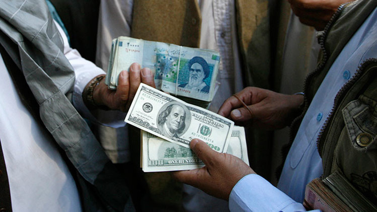 Dólares vs. riales