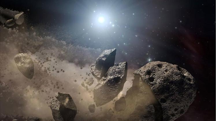 ¿Cómo observar el asteroide que se acerca a 56.500 kilómetros por hora este lunes?