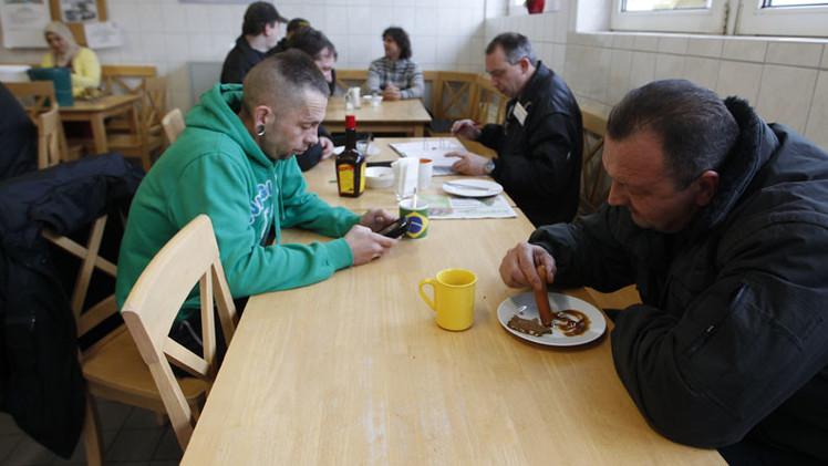 Pobreza en la locomotora de Europa: Más de 3 millones de empleados alemanes son pobres
