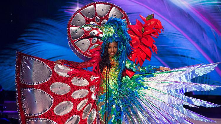 ¿Cuál es el mejor 'traje nacional' de Miss Universo 2015?
