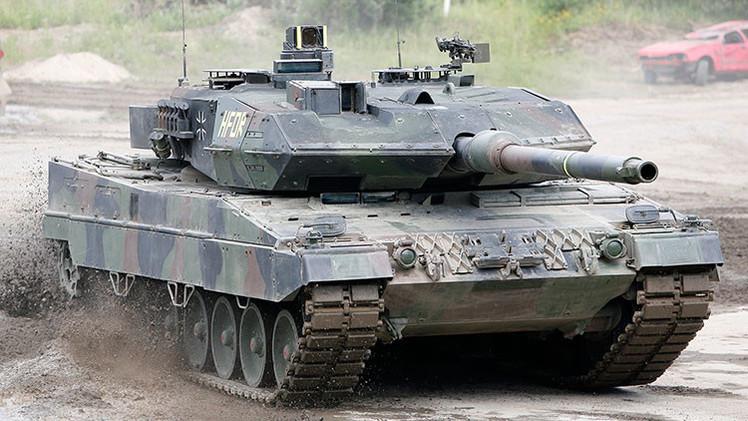 Alemania suspende la exportación de armas a Arabia Saudita