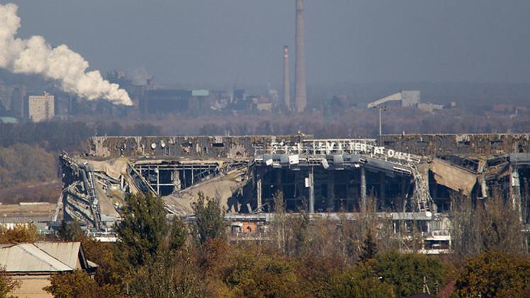"""Donetsk: """"Mientras los de Washington hacen sus negocios a nosotros nos matan"""""""