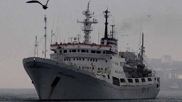 Una expedición rusa halla nuevos puntos geográficos en el mundo