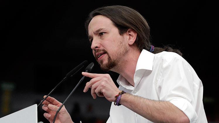 """Pablo Iglesias: """"Después de Grecia, el tictac del cambio también le llegará a Rajoy"""""""