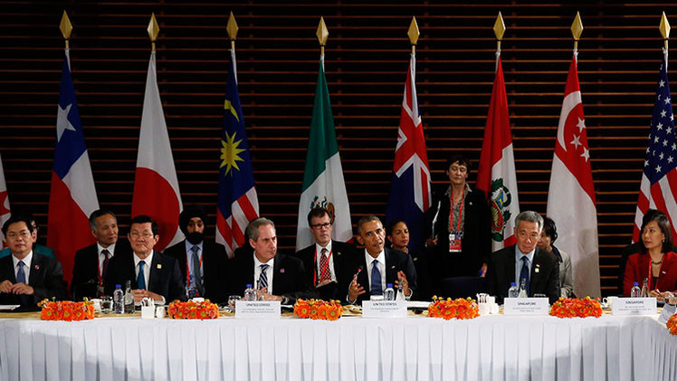 EE.UU. clasifica como confidenciales las normas de comercio del acuerdo Transpacífico