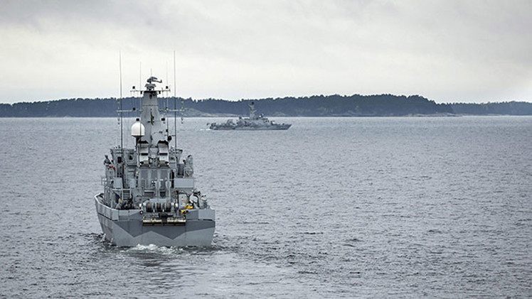 Suecia sospecha que cuatro submarinos violaron sus aguas