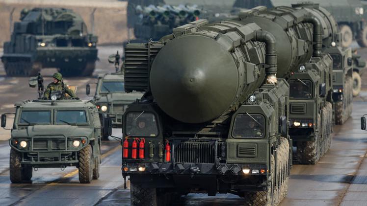 """""""El escudo antimisiles de EE.UU. es incapaz de hacer frente a los misiles estratégicos rusos"""""""
