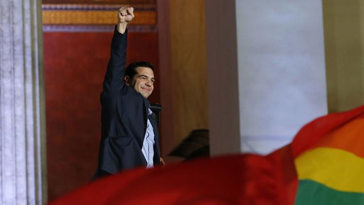 """Político italiano: """"La victoria de Syriza en Grecia es una buena bofetada a la UE"""""""