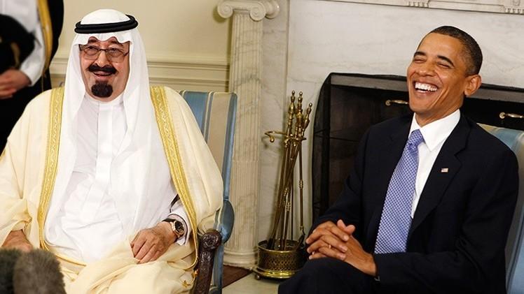 """Arabia Saudita es """"un instrumento esencial del control imperial de EE.UU."""""""