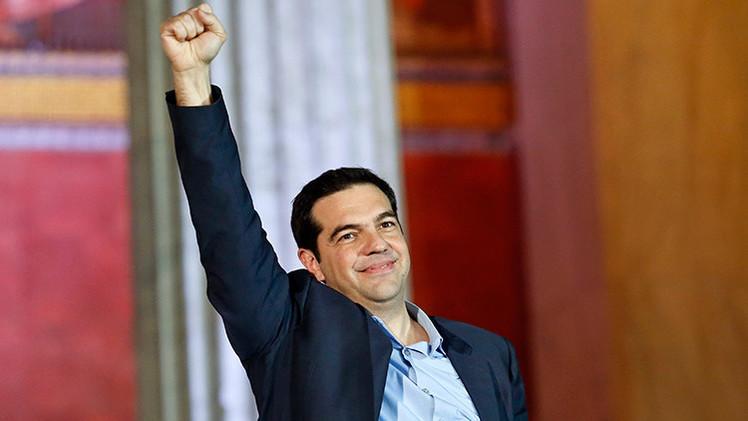 La victoria de Syriza: ¿se despide Grecia de los recortes y el euro?