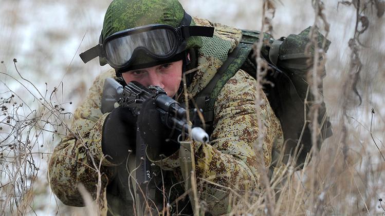 Kaláshnikov resulta ganador del concurso para el nuevo fusil de asalto ruso