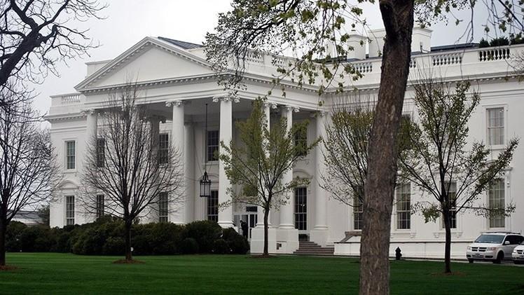 """Hallan un """"dispositivo"""" en el césped de la Casa Blanca"""