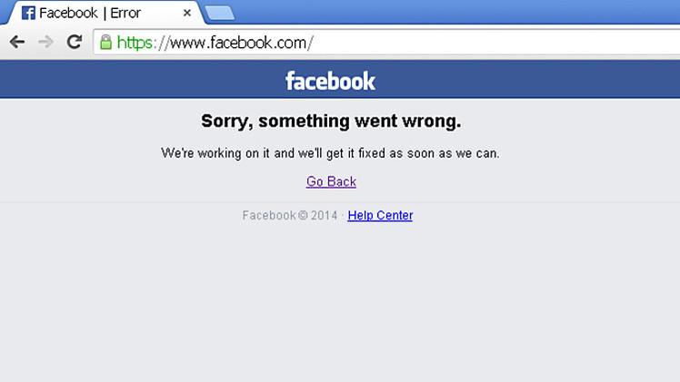 ¿A qué se debió la caída masiva de Facebook e Instagram?