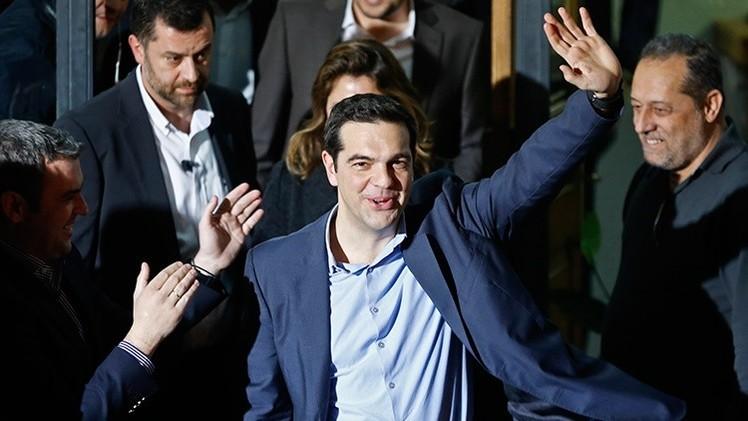 El líder de Syriza quiere que Alemania pague por los crímenes de guerra nazis