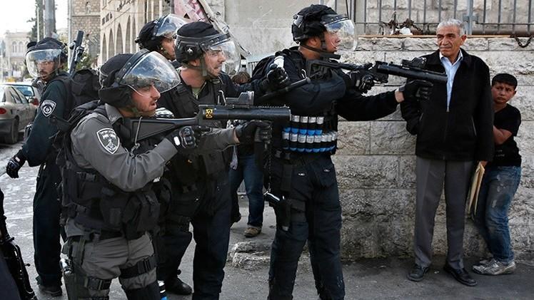 Disturbios en Jerusalén por el arresto de un niño palestino de 10 años