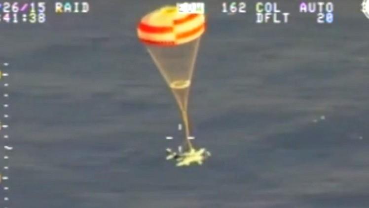 Video: Piloto se salva tras quedase sin combustible en pleno vuelo