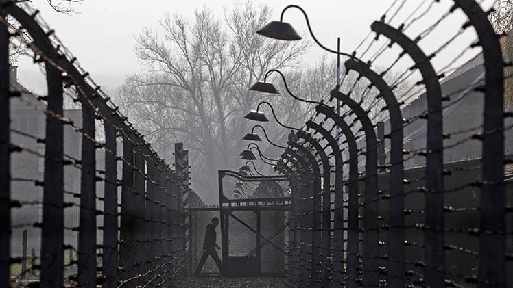 Video: El campo de concentración de Auschwitz-Birkenau, a vista de dron