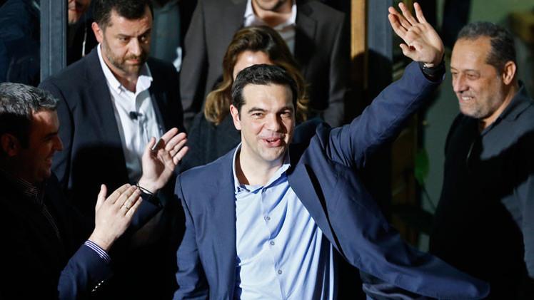 """El efecto Syriza: La izquierda de Europa invoca con euforia una """"primavera roja"""""""