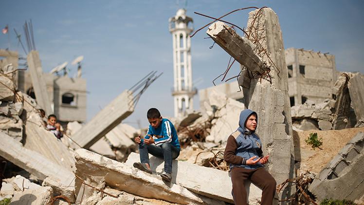 """Netanyahu: """"A los que nos retan, miren las consecuencias en Gaza"""""""