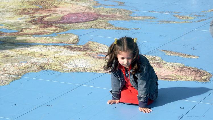 ¿Cómo sería el mapa del mundo si se basara en la población en vez del territorio?