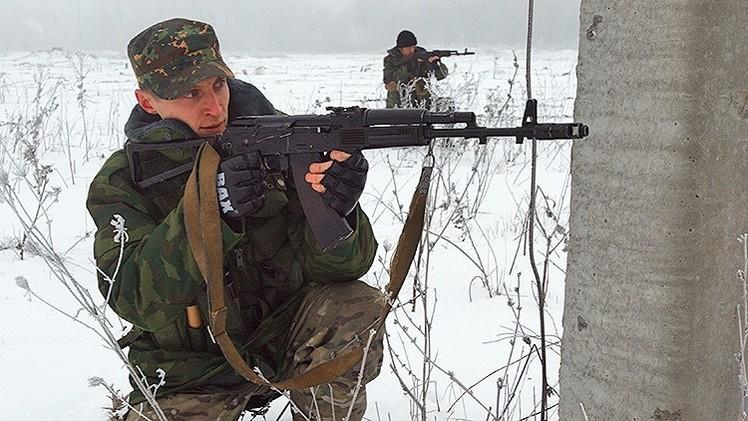 Las milicias de Donetsk rodean a 10.000 soldados ucranianos en Debáltsevo