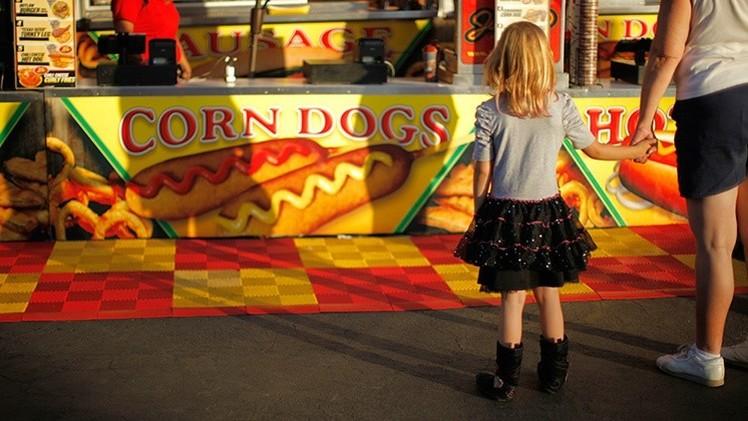 EE.UU.: Uno de cada cinco niños recibe cupones para alimentos