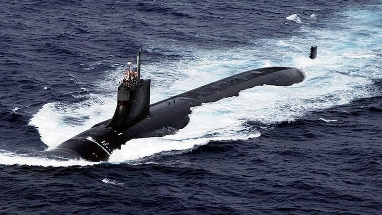 ¿Podrían los submarinos ser bases para drones sumergibles?