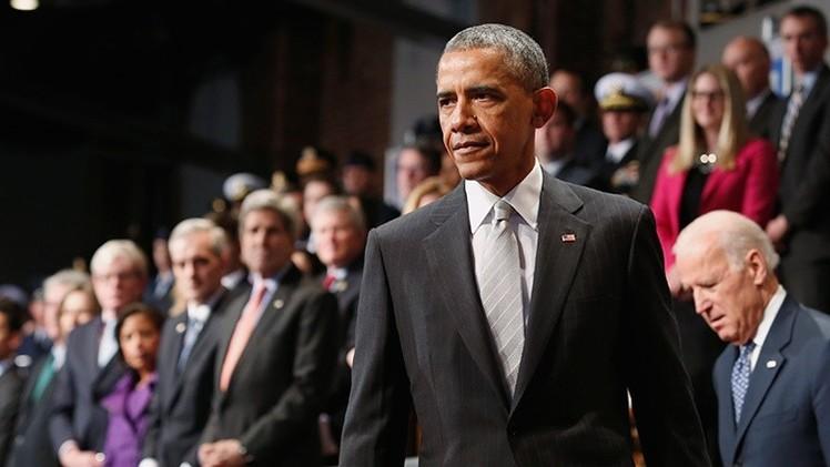Obama pone de relieve el doble rasero de EE.UU. en un solo día