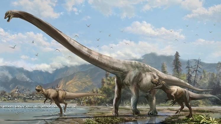 ¿Fantasía o realidad?: Descubren al 'dinosaurio-dragón' de las leyendas chinas