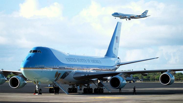 Fotos: Así será el nuevo avión presidencial de EE.UU.